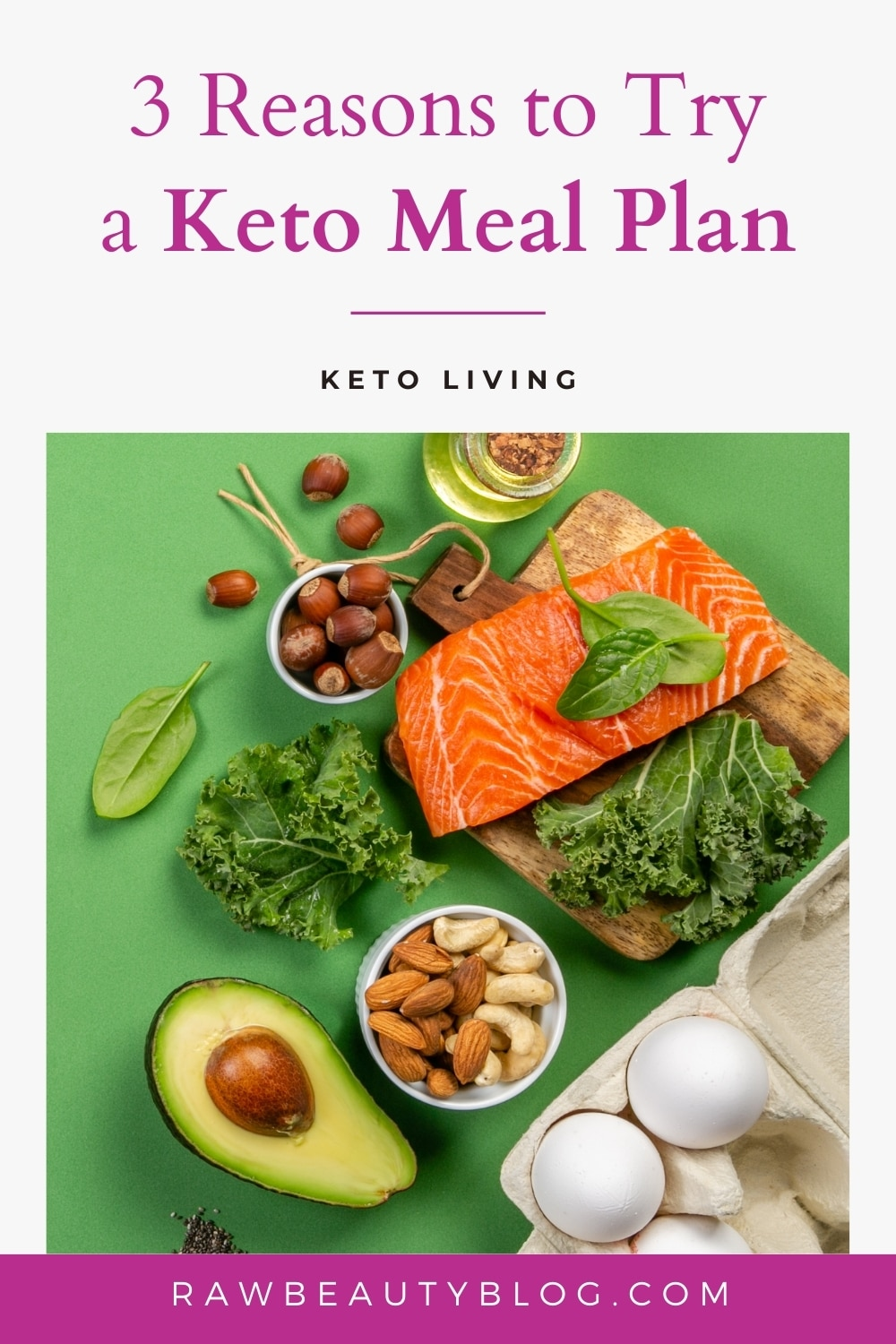3 Reasons to Try a Keto Meal Plan to Shed Excess Pounds